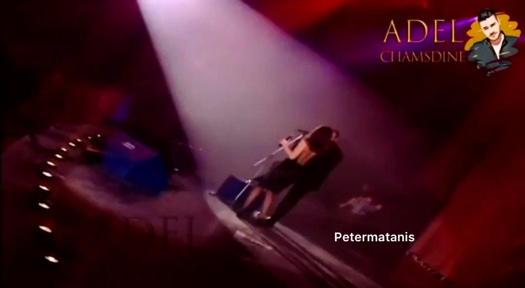 جمالهاا هون 😍 @elissakh  حبيبة زمان وكمان حبيبة بعدين ❤️  🔘 مهرجان أوربت || حلم الأحلام ؛ من البوم بدي دوب ( 1999 ) .