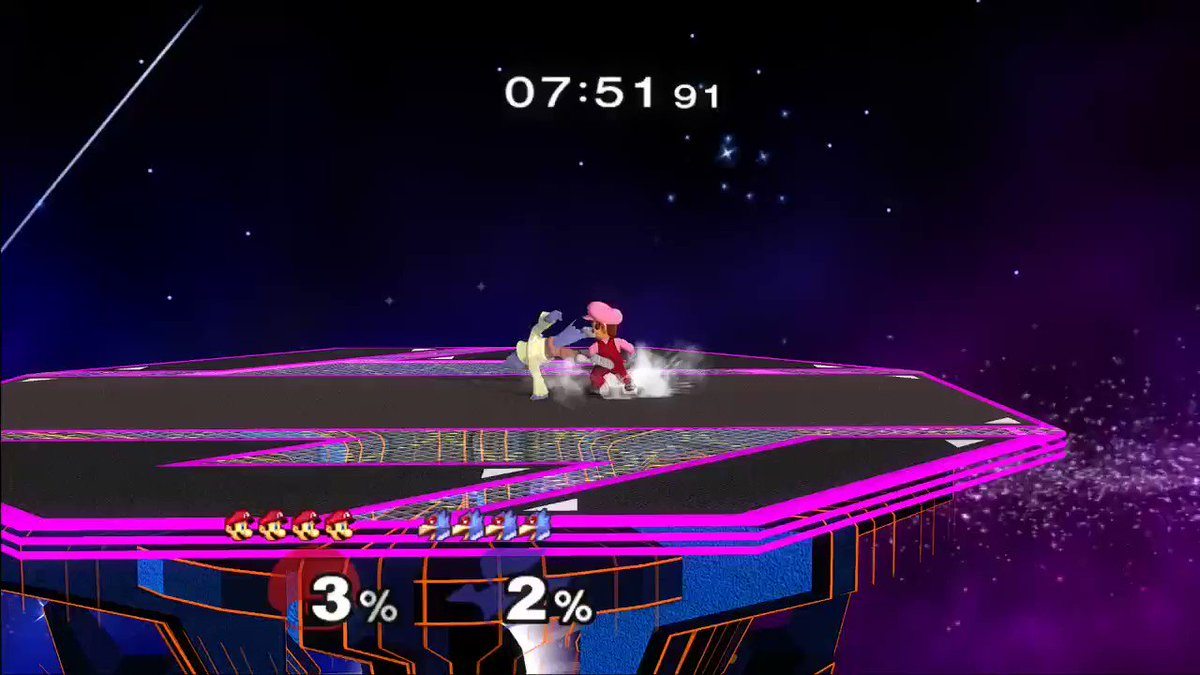 BUT fALcO LasERs aRE sO aNnOyING  #freemelee #savesmash