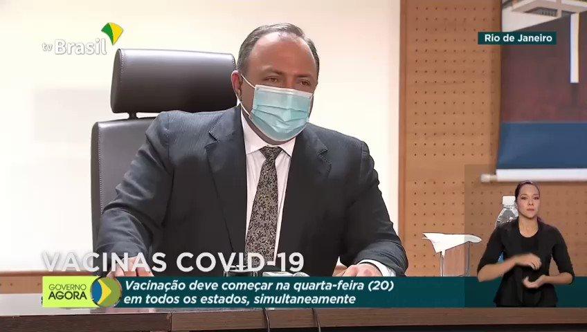 Governo Bolsonaro bancou vacina do Butantan! Assista na íntegra no YouTube:   Inscreva-se no canal do Telegram: