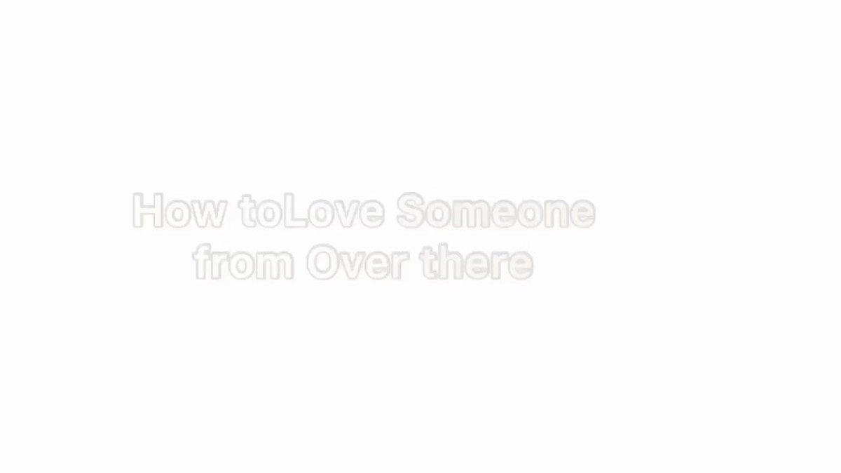 Loving sometimes means loving them from over there. #ILOVEYOU #advice #lovequotes #Advice #thoughts #PositiveVibes #negative #happiness #blessed #peace #genz #mellinials