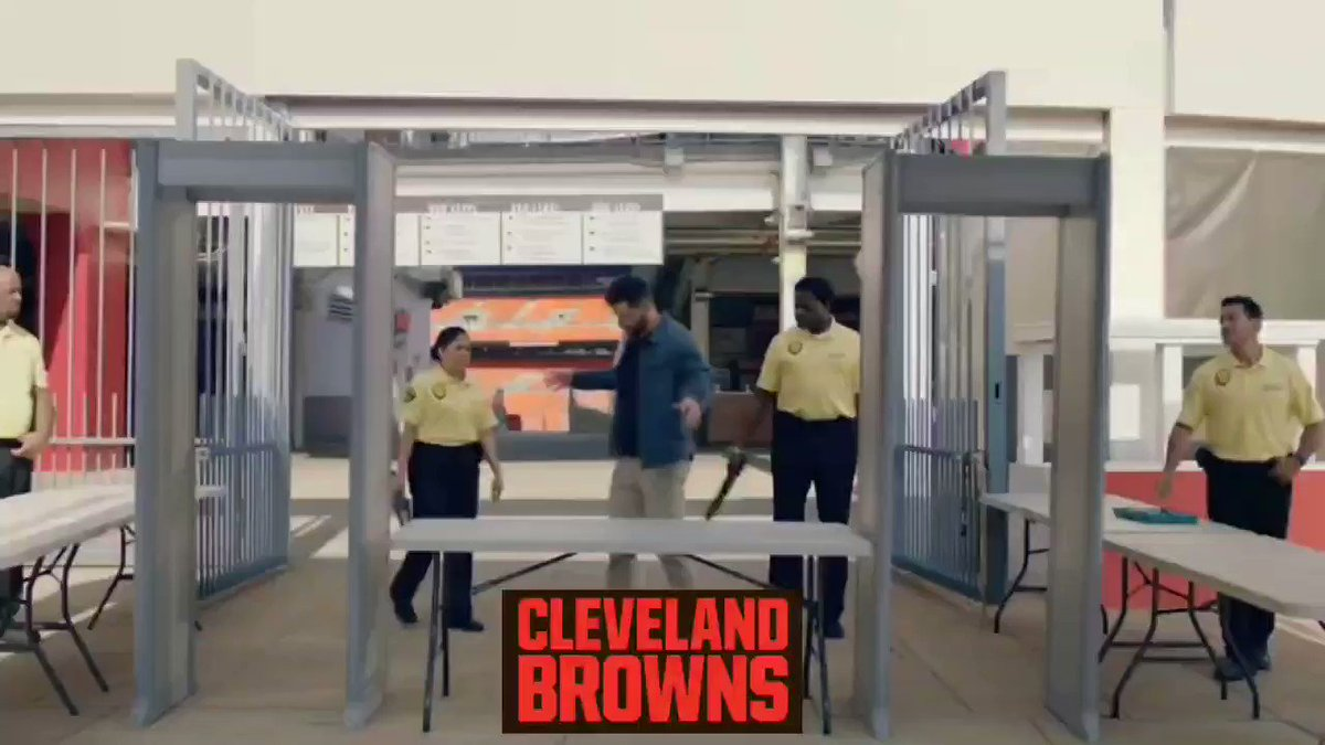 This is for having to watch every single @progressive commercial, during every single game, all season long.  @Browns @steelers #AFCChampionship #NFL #NFLPlayoffs #CLEvsKC #Browns #BrownsvsChiefs