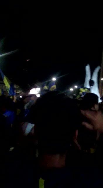¡¡¡¡#Junín es un carnaval festejando por #BocaCampeón!!! 🇸🇪 La #CopaDiegoMaradona #SeQuedaEnCasa  🇸🇪 #JunínEsBoca 🇸🇪 @Tato_Aguilera @La12tuittera @DiarioOle @noticiasjunin24 @LaVerdadJunin  @democraciatw @diariojunin