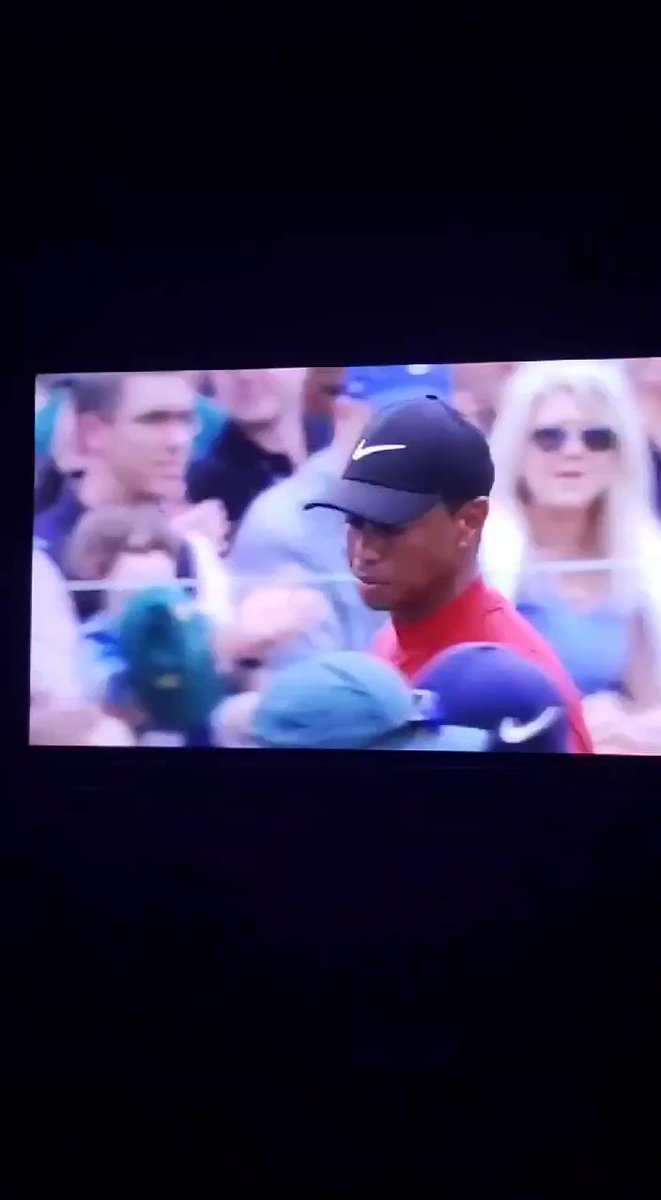 Probably the best part of the #tiger documentary. Didn't like how it wasn't more of a tribute to his greatness (ex. last dance) but this was the best takeaway I could get from it @RiggsBarstool #TigerHBO