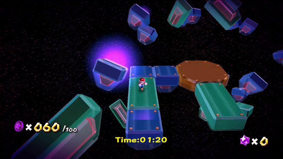 #SuperMario3DAllStars #NintendoSwitch im about to McFreakin lose it