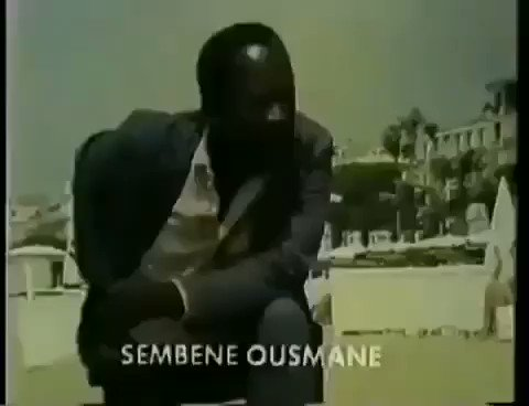 """""""Europe is not my centre.  Why be a sunflower and turn towards the sun? I myself am the sun.""""                                 -Sembene Ousmane"""
