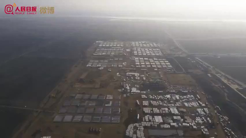 """@AUSTROHNGARO1 @mavidonate @Prodigi0_1 @carmenporter_ @CoronavirusNewv @LRsecreta @PabloFuente @alfreyes14 En 98 horas han terminado en #Shijiazhuang """"las unidades habitacionales para cuarentena rural"""", que somos muy mal pensados 🧐😉. El brote de #Hebei, oficialmente, ya ha superado los mil casos de #COVID19. 22 millones en confinamiento."""