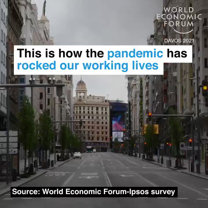 Image for the Tweet beginning: How has the pandemic affected