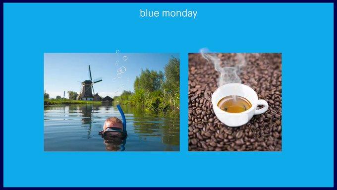 #B̶l̶u̶e̶M̶o̶n̶d̶a̶y̶  Fijne maandag!  Waar knap jij vandaag van op?  Tweet hieronder jouw ultieme #maandagtip! 👇