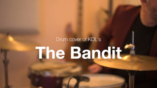 Meanwhile over on my YouTube channel...     #kingsofleon #thebandit #drumvideo #drumcover #drumming #benwoollacott #mondaythoughts #Twitter #mustwatch #drum