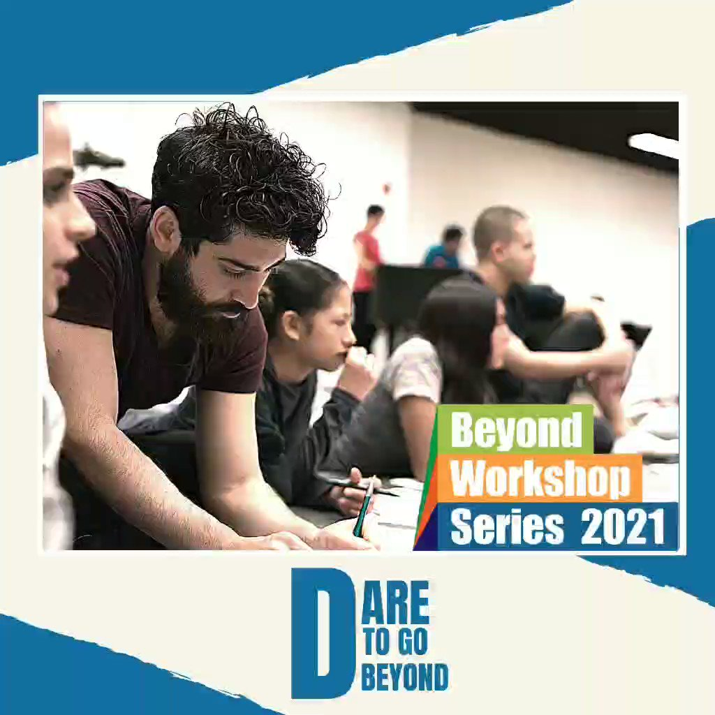 Image for the Tweet beginning: Applications are OPEN! 2021 BEYOND