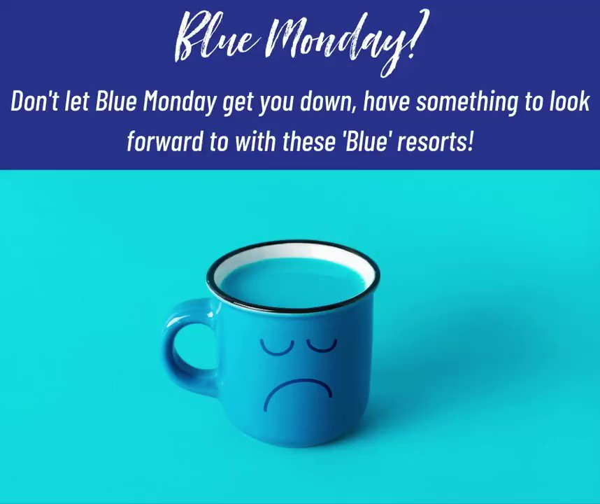 Don't let Blue Monday bring us down. It maybe the most depressing day of the year,after 2020 I am sure we'll get through this day.Permission to dream & what the summer may bring.  #MotivationMonday #nefollowers #travelplans2021 #trustedtraveladvisor #traveldreams #bluemonday2021