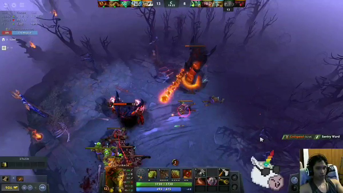 Never fear! Blademail is here! 😂  . #joshbentanplays #dotasupport #dota2player #dota #support #dota2 #dota2fun #dotawtf #gaming #game #gamestagram #games #twitch #twitchstreamer #twitchtv #twitchgamer #twitchclips