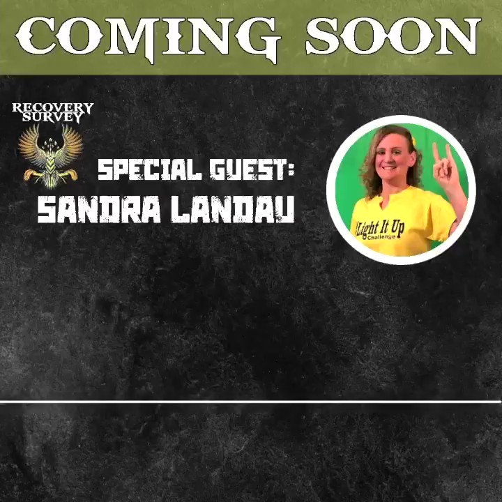 A short clip from Wednesday's new episode with Sandra Landau @Light__It__Up #LightItUp #recoverysurvey #odaat #recovery #addiction #addict #recoveryposse #addictionrecovery #clean #jft #mentalhealth #selfhelp #wedorecover #alcoholic #drugaddiction #xa #spiritual #podcast