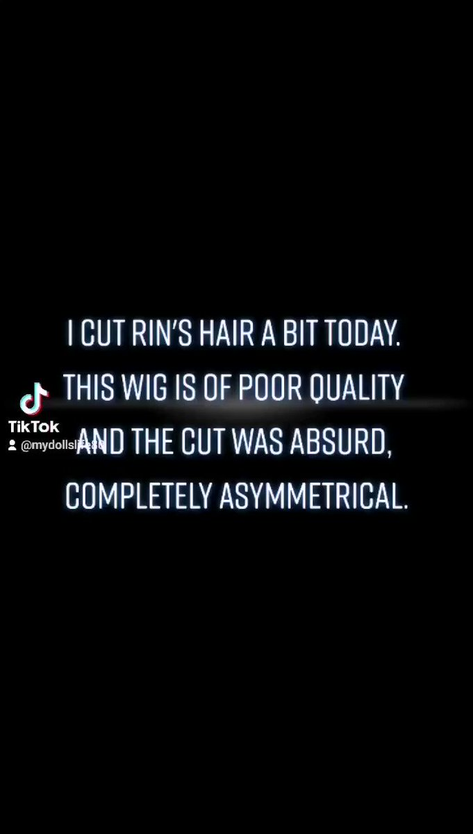 Haircut! #catdoll #babyboydoll #coco #haircut