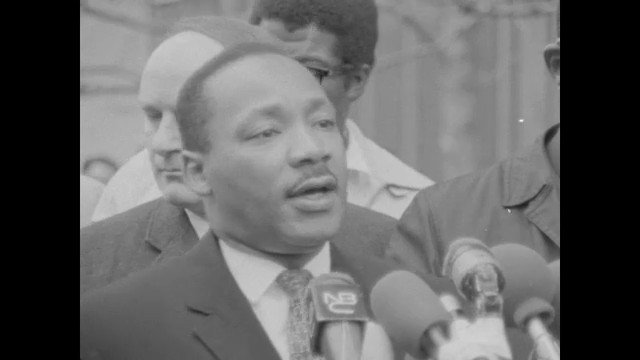 Dr Martin Luther King speaking at the #UnitedNations on the day of the historic Anti-Vietnam War demonstrations in NY and SF 15 April 1967 #MartinLutherKingDay @OfficialMLK3