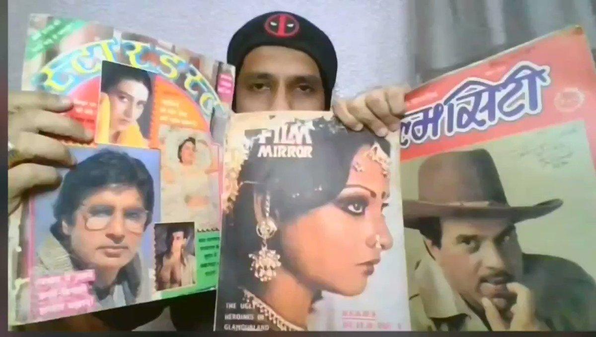 """Aaj Ki RETRO News"" with RJ #DivyaSolgama  Ep 237  Link -   #AmitabhBachchan #Dharmendra #SalmanKhan #Rekha #KarishmaKapoor @SrBachchan @aapkadharam @rekhafans @DharmendraFc @BeingSalmanKhan @SalmanKhan_ @SalmanKhanHolic @RJG9FanClub @karismakapoorf1"