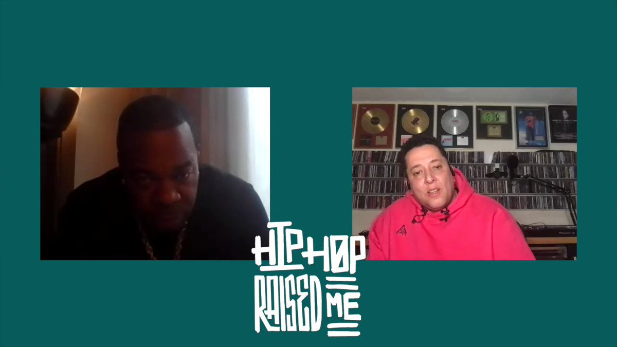 How @BustaRhymes connected with @YoungTandBugsey for the #DontRush remix.  Catch the full story on the #HipHopRaisedMe podcast, now streaming on all platforms ⏯    S/o @YoungTMusic  @BugseyMusic  @2K_Management @BlackButterRecs