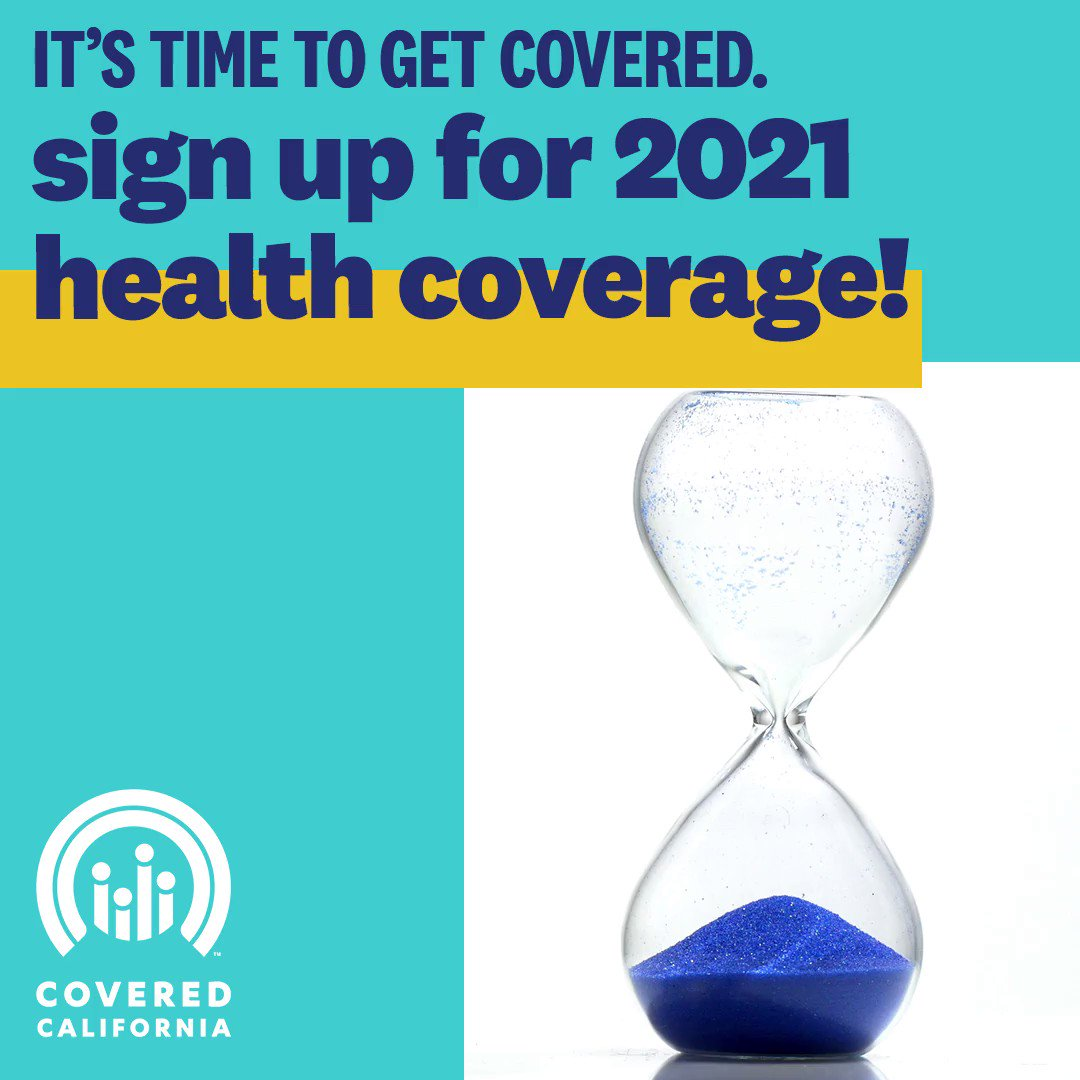 This is the final week of Covered CA open enrollment. If you are looking for 2021 coverage, talk with one of our certified enrollment counselors: 530-600-1984 for free enrollment support.