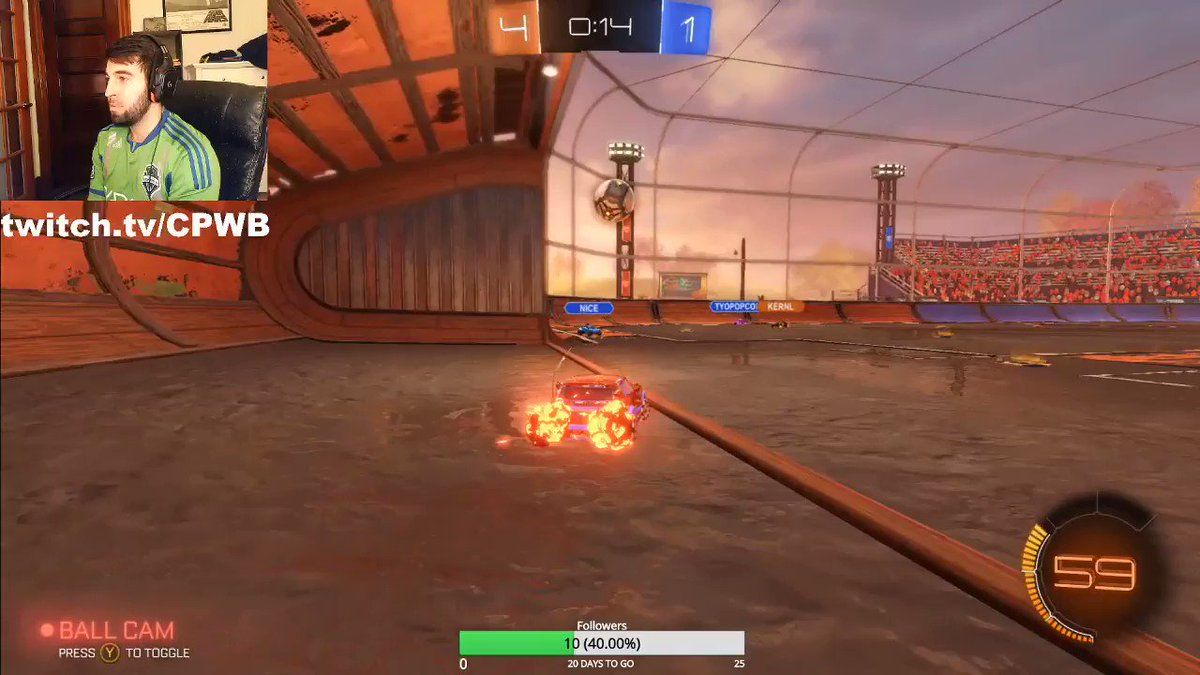 When your teammate has no self control and only knows how to score #rlcs #rlcsx #RocketLeague #twitch #twitchstreamer #twitchclips #streamer #GoalOfTheDay