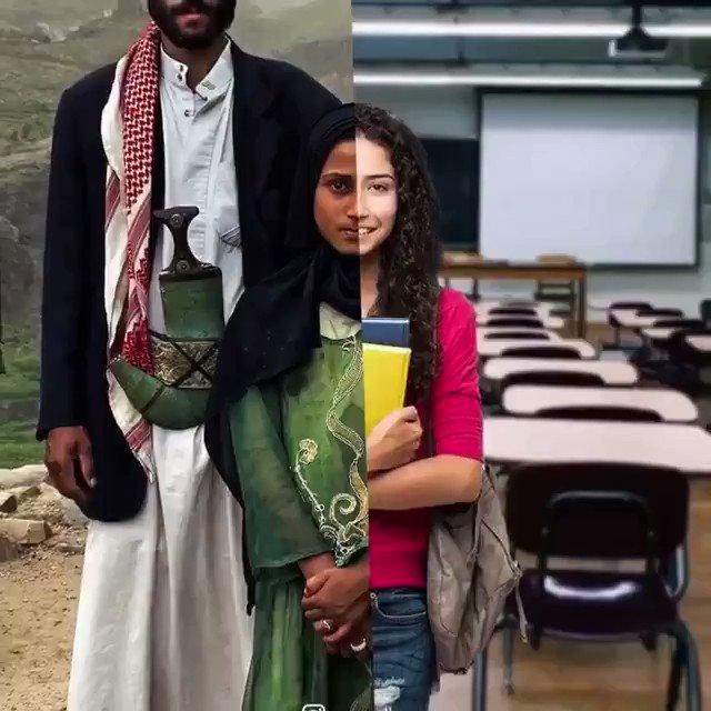 Dos mundos en una imagen, por el fotógrafo turco Uğur Gallenkuş.