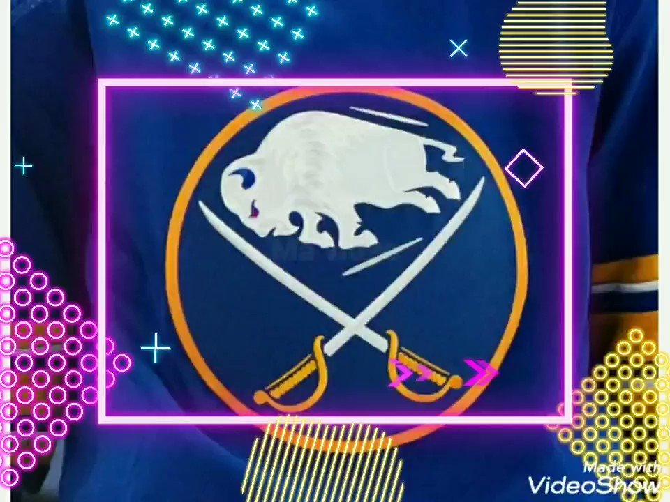#LetsGoBuffalo  #nhlisback #NHLFaceOff  #sabres  #hockeyfr  #nhlplayoffs IS a dream #StanleyCup the dream of a lifetime 🤗