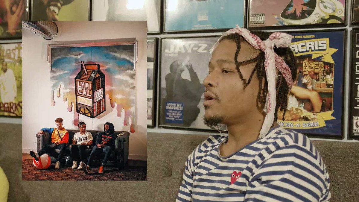 Supa Bwe: The Lemonade Stand Interview    [@SupaBwe]