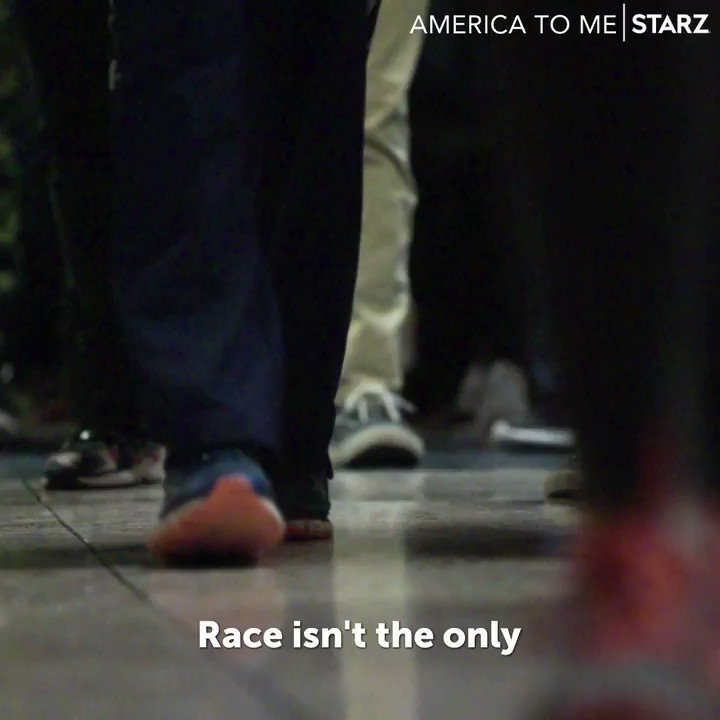 #AmericaToMe gives an exclusive look into an academic year at Oak Park and River Forest High School and the decades-old racial and educational inequities that still exist. #STARZ