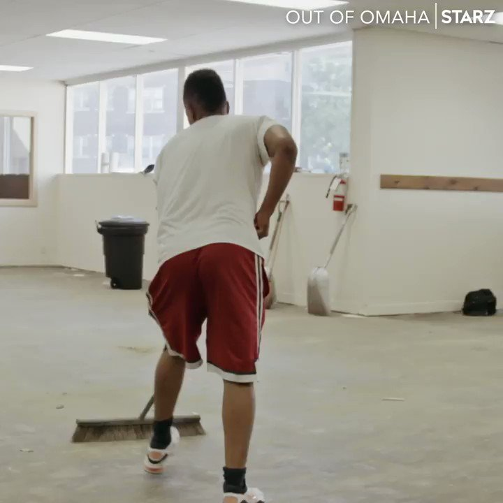 #OutOfOmaha is a coming of age story executively produced by @JColeNC focusing on twin brothers Darcell and Darrel Trotter— two young men in the racially and economically-divided town of Omaha, Nebraska. #STARZ