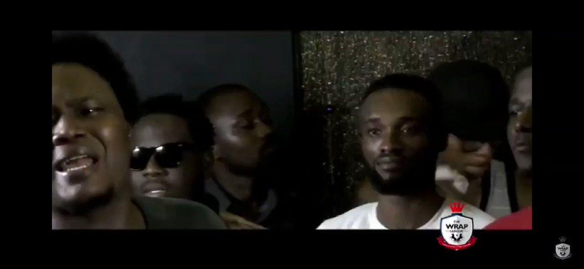 Battle rap will regret coming to Nigeria. lmfaooooooooooo