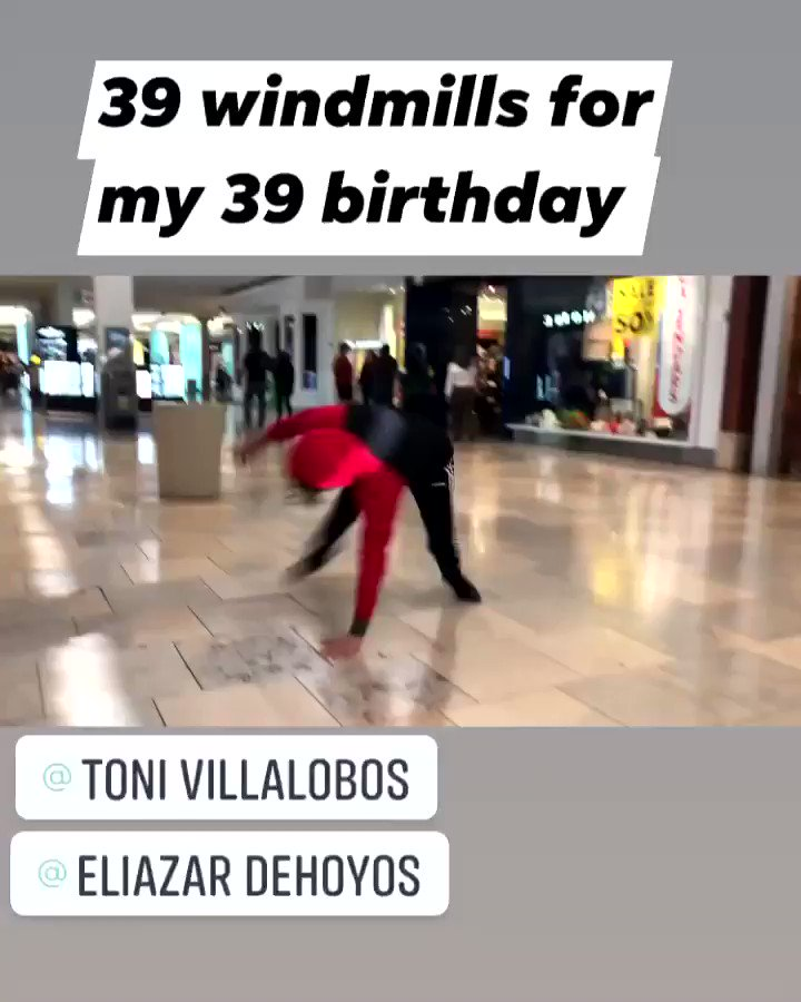 Windmill challenge 39 yes young #windmills #bboy #39 #dancelife #creative #gifted #and #talented #still #got #it #art #artlife #physical #fitness #texas #powerheads #northstarmall #inspire #to #be #inspired #know #better #do #better #hiphop #hiphophead  #breaking #olympics2024