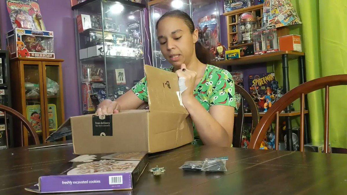 Blerd Girl Toy Talk   Video link in bio #subscribe to our #youtube #adventure #followme #bestoftheday #toyhunt #geekwife #blerd #geeklife #geekgirl #unboxing #youtuber #blerdgirl PLS RT @WWE #Undertaker #MOTUWWE @undertaker @TheRock We need to interview you guys!!