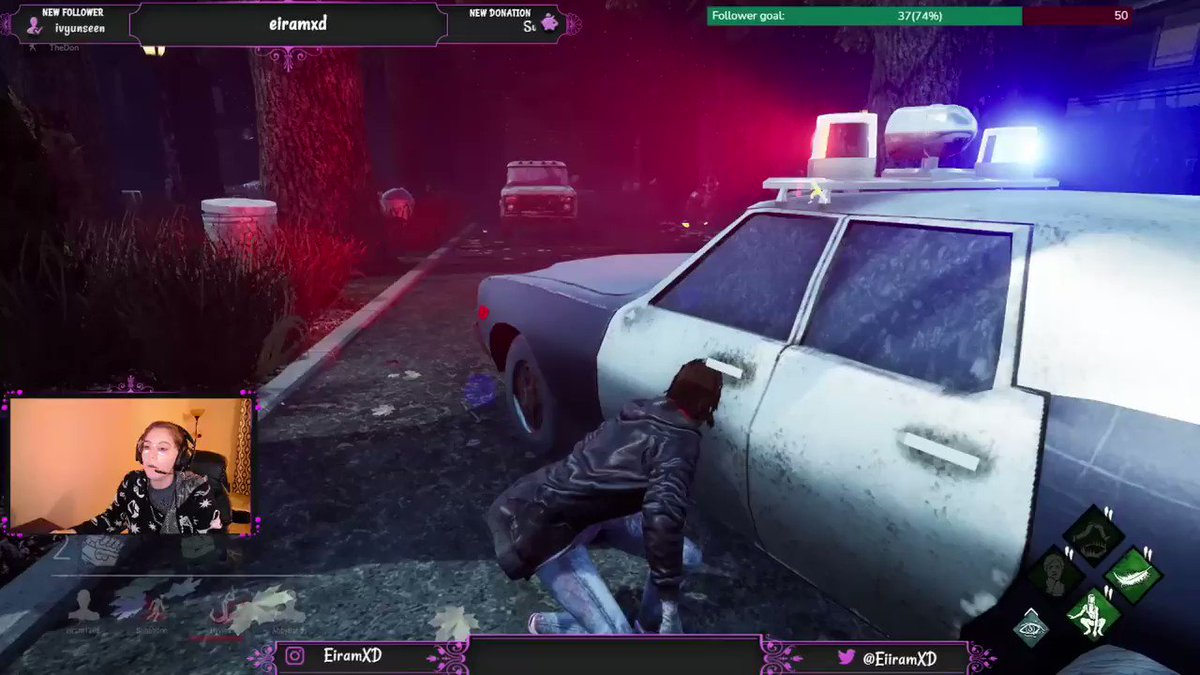 I'm honestly the best teammate you can have.  #deadbydaylight #DBD #horror #scarygames #twitch #streamer #funny