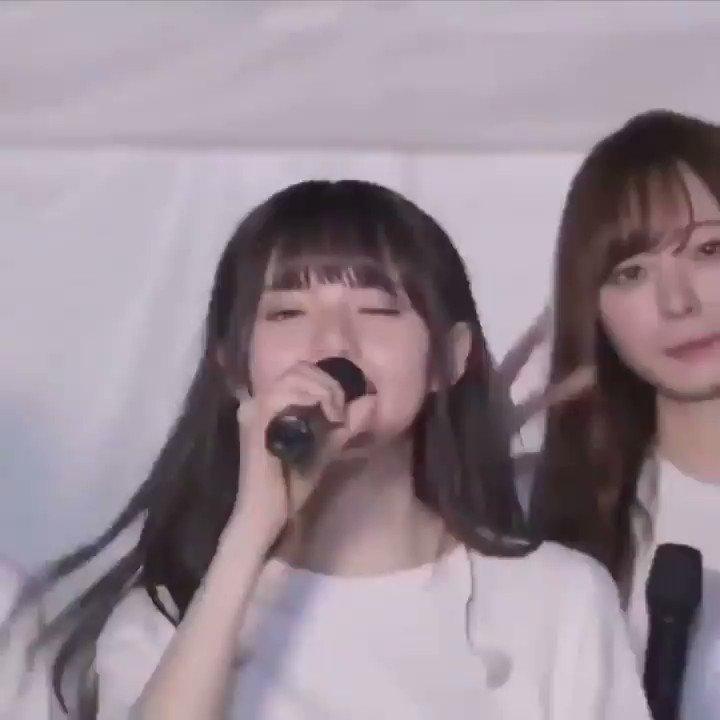 ライブでテンションおかしくなってる推しが可愛すぎるんよ#齋藤飛鳥