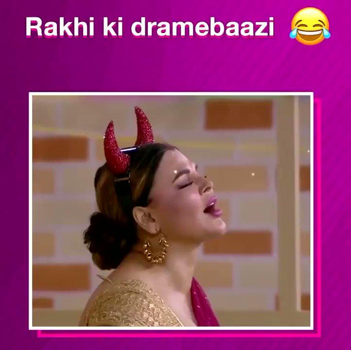 Susheel Rakhi ya naughty Rakhi, kaunsi @rakhisawant2511 karti hai aapko zyada entertain?  #BIggBoss #rakhisawant @BeingSalmanKhan #BiggBoss2020 #BiggBoss #BiggBoss14 #BB14