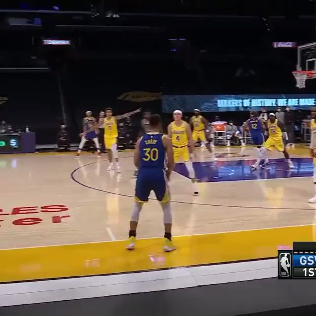 steph curry buzzer beater from the downtown ☄️ . @StephenCurry30 (via @warriors) . #DubNation