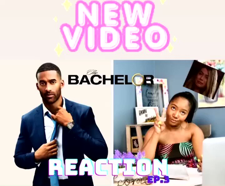 #TheBachelor #TheBachelorABC #bachelor #BachelorNation  CHECK OUT my new REACTION video for this week's EPISODE ! Don't miss out of the ENTERTAINMENT 💪😜