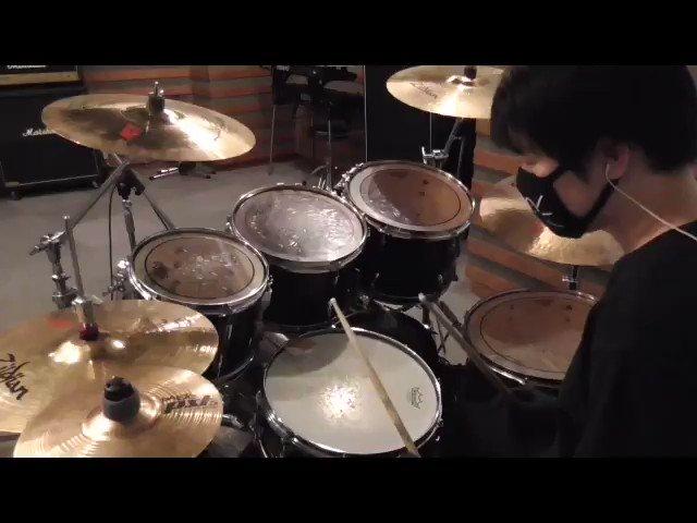 SixTONESのSTをドラムカバーしました!NEW ERAもボーカル入れ直して、今週再アップする予定です🎤#SixTONES#ST#ドラム#Drum#叩いてみた#YouTube#町田ACT#やすどら