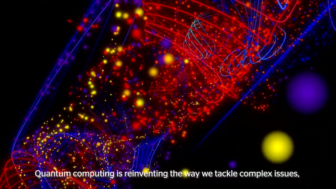 #Quantumcomputing is reinventing the way we tackle complex issues, solving the problems in a...
