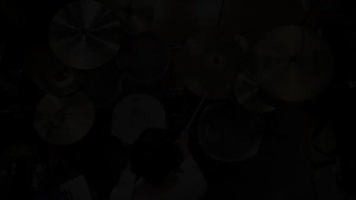 たとえばラストダンジョン前の村の少年が序盤の街で暮らすような物語 OP「たとえばそれは勇気の魔法」を叩いてみました!タイトル長ぇぞ♫#ラスダン #lasdan #ドラム#叩いてみた #OP