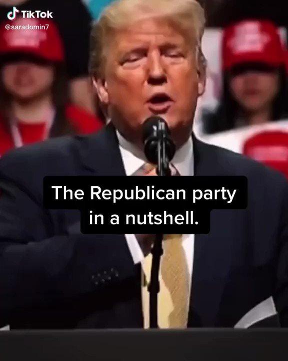 They're crazy.  #republicanparty #republicans #losertrump #bidenwon #gop #rudygiuliani #bidenwins #TrumpImpeachedTwice #crazytrump #crazytrumper #usa