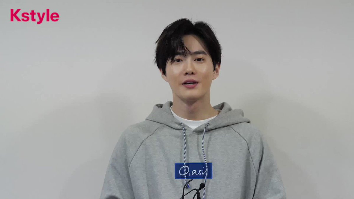 Replying to @suhounionglobal: SUHO greetings - EXO Relay HEART4U to be aired in Japan for the first time.