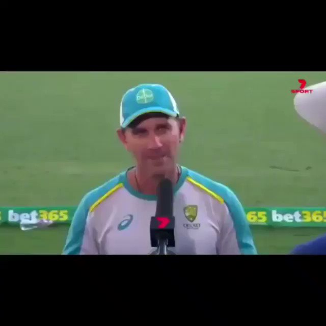 Can't ask for anything better.. 😃 Australian great praising #TeamIndia effort.. pure goosebumps ❤️❤️ #AUSvIND #GabbaTest