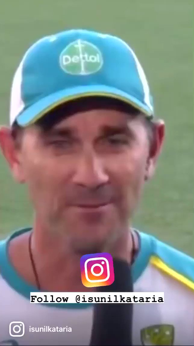 'Never Ever Ever Underestimate the Indians!' - Justin Langer  #cricket #indvsaus #shubmangill #rishabhpant #AUSvsIND #INDvsAUS
