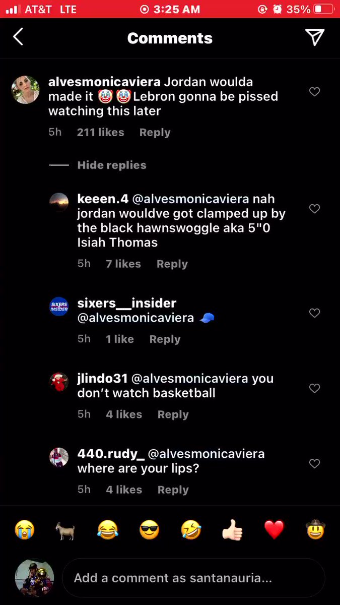 Bronsexuals and Laker fans down so horrendous after last night they fighting with IG bots😭😭😹😹 #washedking #LakeShow
