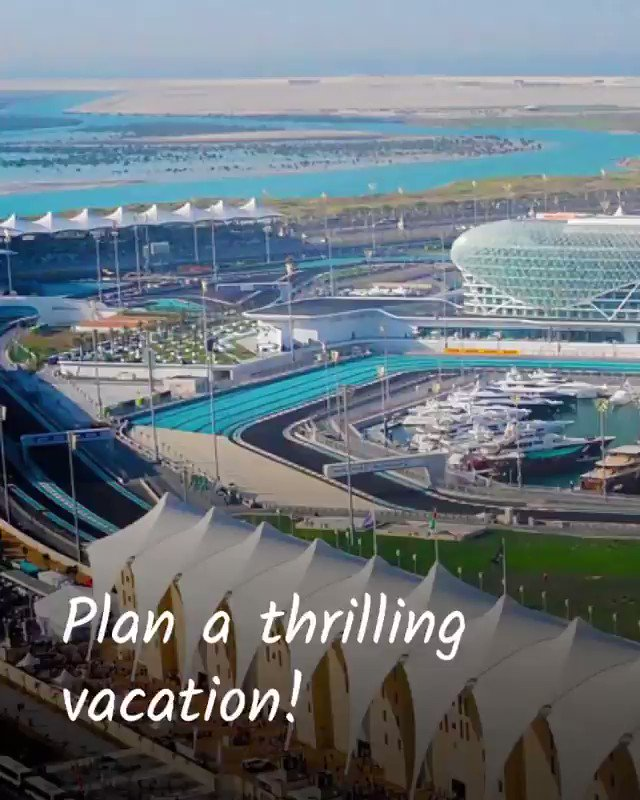 You're invited to an adventure of a lifetime at @yasisland, a perfect destination for family fun and extraordinary experiences. Come, discover how your adventure stories are more fun this #WorldsCoolestWinter #InAbuDhabi!  #StaySafe https://t.co/krUpt8FkXM