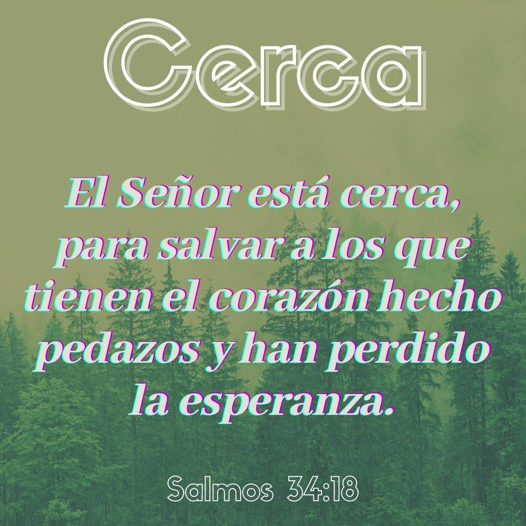 #cerca es mejor, si tienes el #corazón💔 destrozado, y si perdiste la #esperanza🛐 más aún. #cree en el #Señor✝ el está cerca si lo deseas.