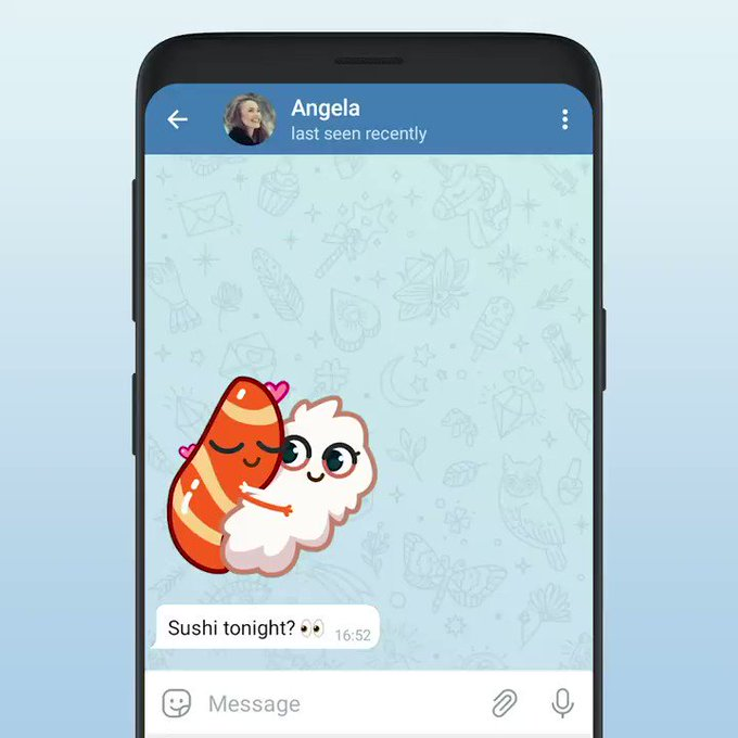 Telegram has over 100 animated emoji to bring your favorite expressions to life. To quickly pull up any