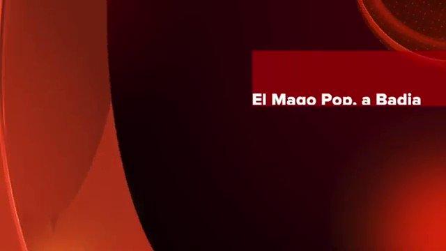📢 Antonio Díaz, El Mago Pop, a Badia del Vallès per filmar un documental que s'emetrà a l'espai Sense Ficció, de TV3.   👉 Més Informació, a l'enllaç:   #Badia #Badia @senseficcio @ElMagoPop