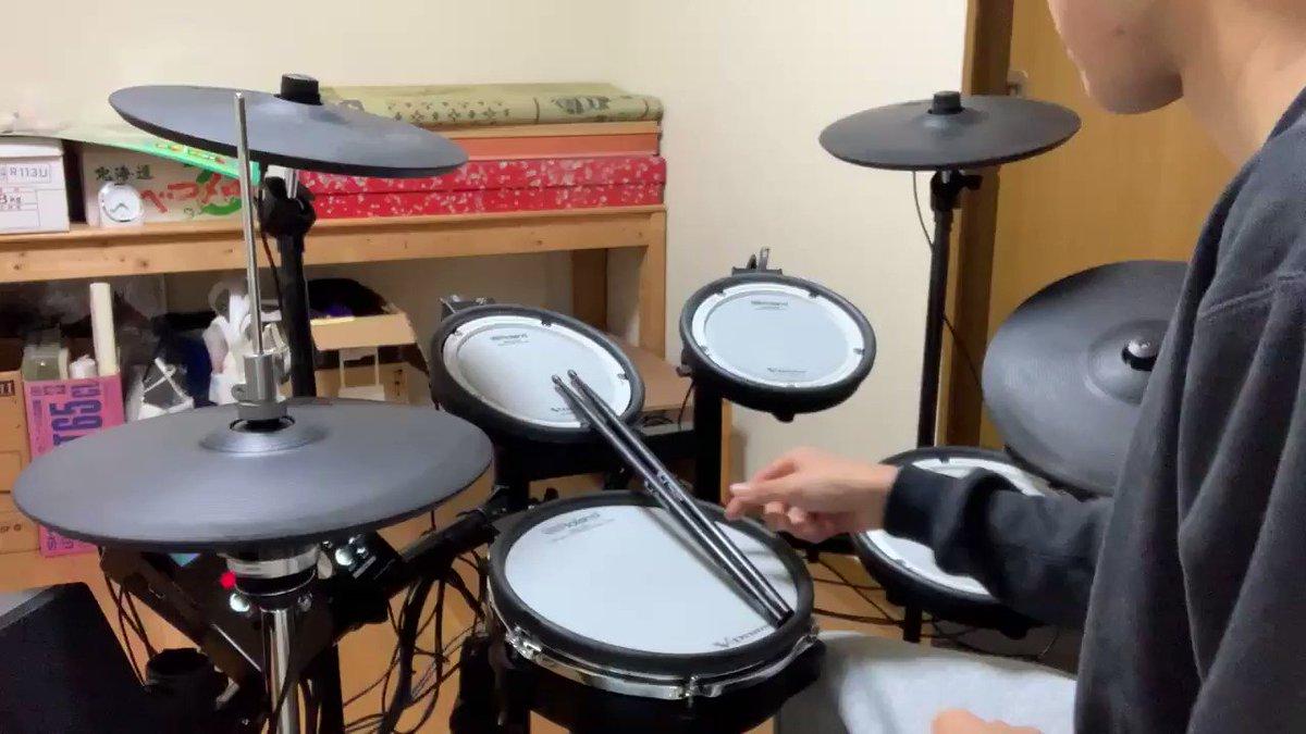 春を告げる/yama #yama #春を告げる #叩いてみた                              #ドラム #ドラム好きと繋がりたい