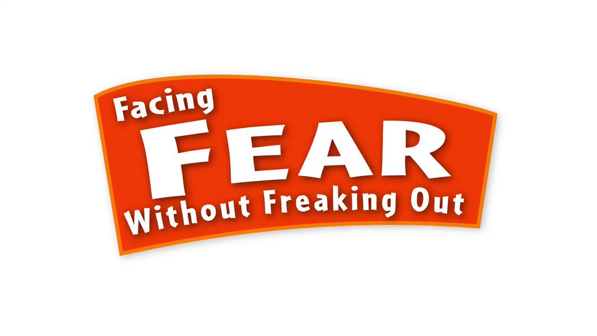 Sometimes fear hits closer to home than people want to admit! It's time to face those fears and live fearlessly. Watch 'Facing Fear Without Freaking Out' NOW 15% off for a limited time:  😱  #TuesdayVibe #TuesdayFeeling #TeacherTwitter